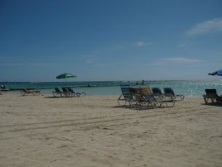 Boca Chica beach dominican republic