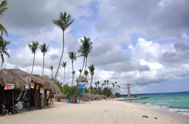 dominicus beach dominican republic
