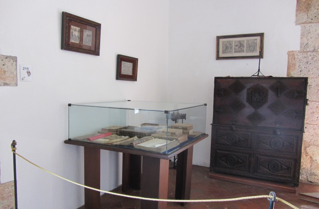 Alcazar Colon Museum Santo Domigo Zona Colonial Dominican Republic 2