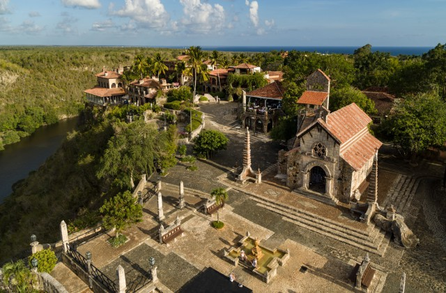 Altos de chavon La Romana Dominican Republic