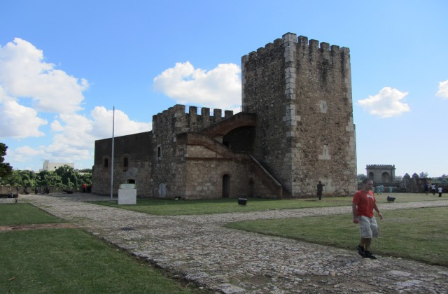 Santo Domingo Colonial Zone Fortress Ozama