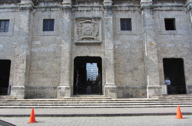 Santo Domingo Colonial Zone Pantheon National