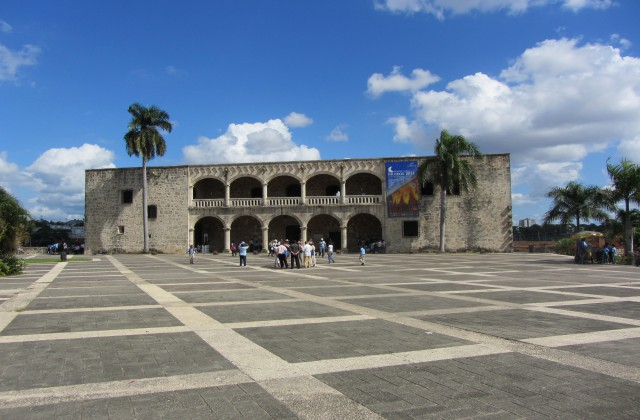 Santo Domingo Colonial Zone Place Spanish