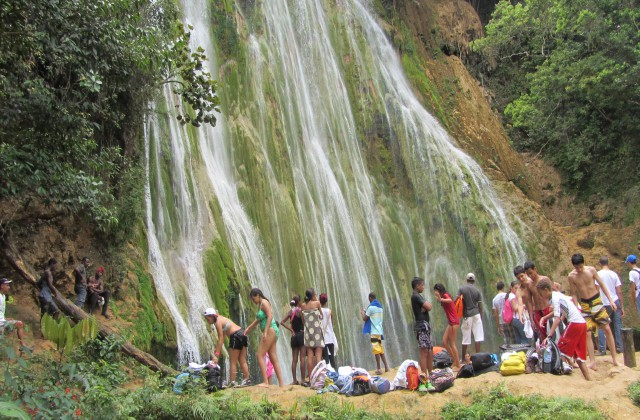 Waterfall El Limon