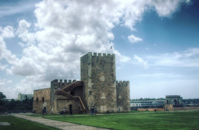 Forteresse Ozama Colonial Zone Santo Domingo Dominican Republic