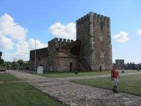 Ozama Fortress Santo Domingo