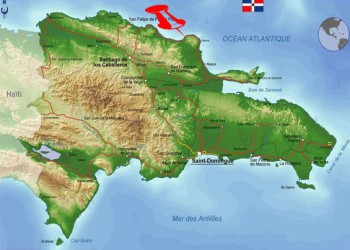 Rio San Juan Tourism tourist attractions places to visit – San Juan Tourist Attractions Map